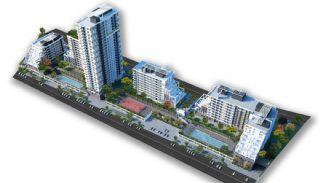 Апартаменты на Продажу в Элитном Комплексе, Стамбул / Бейликдюзю - video