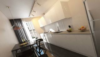 Lyxlägenheter till Salu i ett bostadskomplex, Interiör bilder-2