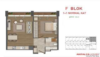 Attraktiva lägenheter till salu i Beylikdüzü, Istanbul, Planritningar-3