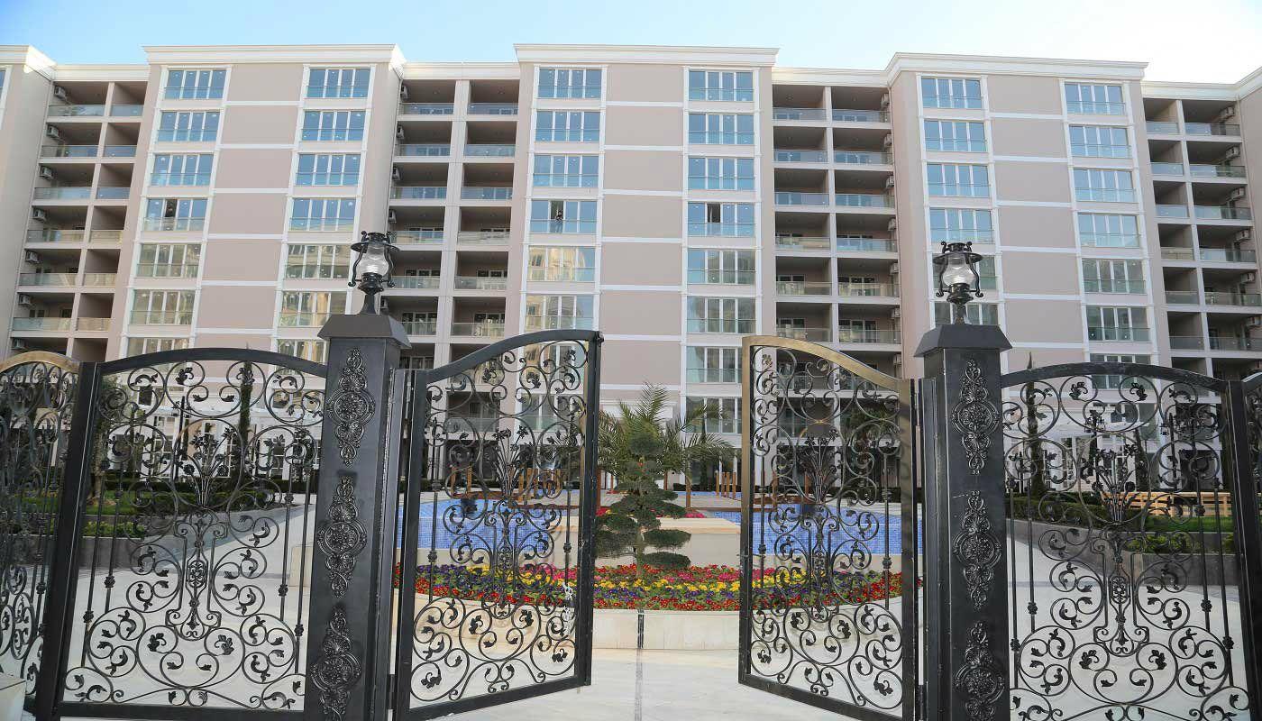 Nouvelle construction d 39 appartements istanbul for Frais nouvelle construction