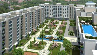 Nouvelle Construction d'Appartements dans un Bel Complexe, Istanbul / Beylikduzu - video