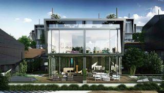 Villas de Luxe Imbriquées Avec la Nature, Zekeriyakoy / Istanbul - video