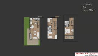 Wohnungen in einem schönen grünen Bereich, Immobilienplaene-1