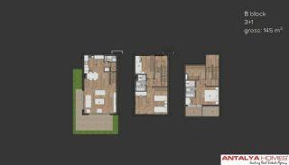 Wohnungen in einem schönen grünen Bereich, Immobilienplaene-3