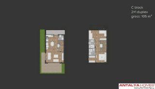 Wohnungen in einem schönen grünen Bereich, Immobilienplaene-4