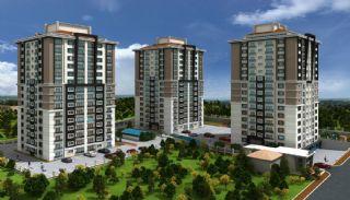 Fertige Wohnungen zum Verkauf, Istanbul / Beylikduzu - video
