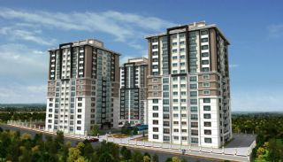 Fertige Wohnungen zum Verkauf, Beylikduzu / Istanbul