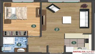Appartements Pret à s'istaller en vente, Projet Immobiliers-1