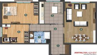 Appartements Pret à s'istaller en vente, Projet Immobiliers-2