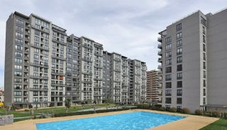 Luxury Apartments in a Complex, Istanbul / Esenyurt