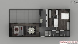 Luxury Apartments in a Complex, Property Plans-2