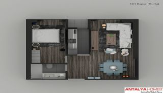 Luxury Apartments in a Complex, Property Plans-9