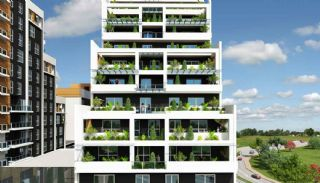 Qualitative und luxörise Wohnungen zum Verkauf, Istanbul / Bahcesehir - video