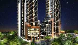 Modernes Appartements de Luxe et de Qualité à Bahcesehir, Istanbul / Bahcesehir - video