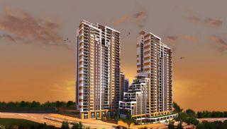 Qualitative und luxörise Wohnungen zum Verkauf, Istanbul / Bahcesehir