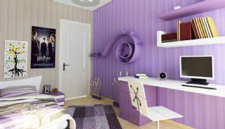 Modernes Appartements de Luxe et de Qualité à Bahcesehir, Photo Interieur-5