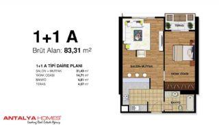 Modernes Appartements de Luxe et de Qualité à Bahcesehir, Projet Immobiliers-1