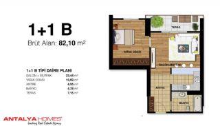 Modernes Appartements de Luxe et de Qualité à Bahcesehir, Projet Immobiliers-2