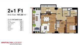 Modernes Appartements de Luxe et de Qualité à Bahcesehir, Projet Immobiliers-6