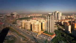 Новый Комплекс Апартаментов на Продажу в Бахчешехир, Стамбул / Бахчешехир - video