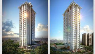 Новый Комплекс Апартаментов на Продажу в Бахчешехир, Бахчешехир / Стамбул
