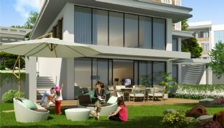 Maisons Row avec jardin privé, Istanbul / Basaksehir - video