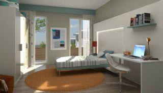 Каскад Домов с Необычным Дизайном, Фотографии комнат-4