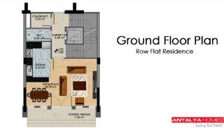 Maisons Row avec jardin privé, Projet Immobiliers-2