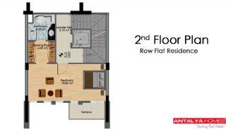 Maisons Row avec jardin privé, Projet Immobiliers-4