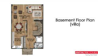 Feistehende Villen in einer großen Wohnanlage, Immobilienplaene-1