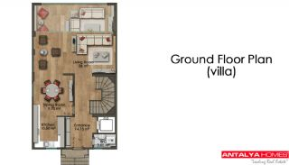 Feistehende Villen in einer großen Wohnanlage, Immobilienplaene-2