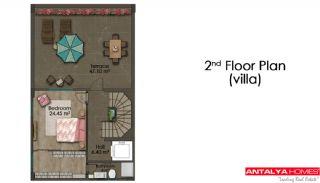 Feistehende Villen in einer großen Wohnanlage, Immobilienplaene-4