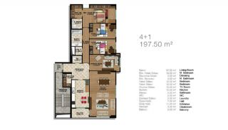 Modern Apartments in a Big Complex, Property Plans-6