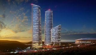 Stillvolle Wohnungen in Hotel Konzept, Istanbul / Sisli