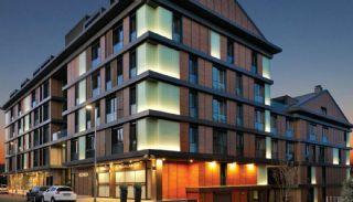 Wohnungen mit guten Komfort zum Verkauf im Zentrum, Istanbul / Sisli