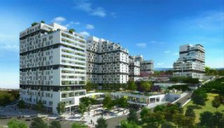 Exclusive Apartments in a Central Location, Istanbul / Esenyurt