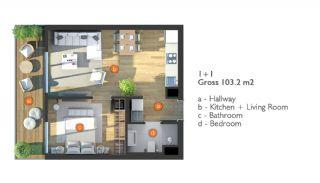 Exclusieve Appartementen op een Centrale Locatie, Vloer Plannen-2
