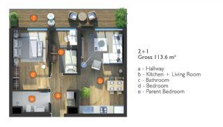 Exclusieve Appartementen op een Centrale Locatie, Vloer Plannen-3