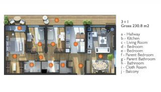 Exclusive Apartments in a Central Location, Property Plans-4