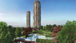 Luxury Projet vu mer et lac, Istanbul / Kucukcekmece - video
