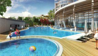 Luxus Projekt mit Blick auf Meer und See, Istanbul / Kucukcekmece - video