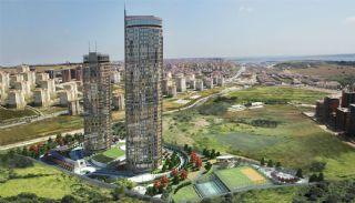 Luxury Projet vu mer et lac, Istanbul / Kucukcekmece