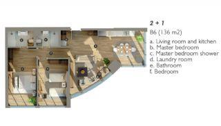 Luxus Projekt mit Blick auf Meer und See, Immobilienplaene-3