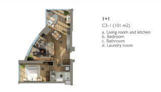 Luxus Projekt mit Blick auf Meer und See, Immobilienplaene-5