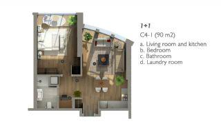 Luxus Projekt mit Blick auf Meer und See, Immobilienplaene-6