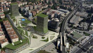 Luxury Project with Wellness Center, Istanbul / Gungoren - video