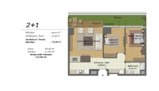 Luxury Project with Wellness Center, Property Plans-4