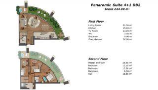 Stillvolle Wohnungen mit Meerblick, Immobilienplaene-4