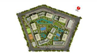 Качественные Апартаменты с Современным Дизайном, Планировка -1