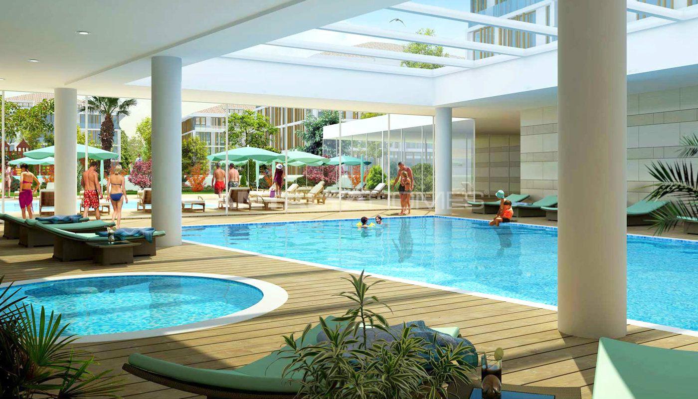 wohnungen nah an den strand in istanbul luxus wohnungen